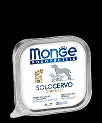 Собаки : <b>Консервы Monge Dog Monoproteico</b> Solo Паштет для ...