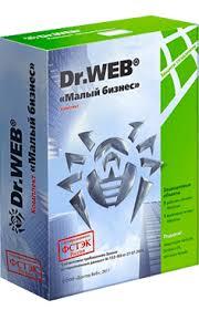 <b>Dr</b>.<b>Web</b> «Малый бизнес» - Антивирус для небольших организаций