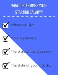 how to a job after college goodcall s guide to the post realistic salary expectations