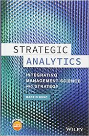 Strategic Analytics: Integrating Management Science ... - Amazon.com