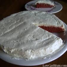 Sugar Free Red Velvet Cake Recipe - Gluten Free | Low Carb Yum