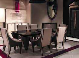 dining room chairs mobil fresno: dining table on a frame of wood orion turri