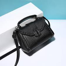<b>Phedera Brand</b> Chains Messenger Pu Leather Tote: Buy Crossbody ...