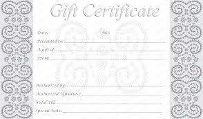 doc gift card templates custom gift certificate template gift voucher templates gift certificate templates gift card templates