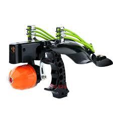 <b>Powerful Catapult Full Set</b> Fishing Slingshot Arrow Laser | Hiking ...