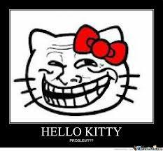 HELLO KITTY NEW VERSION by Stephy - Meme Center via Relatably.com