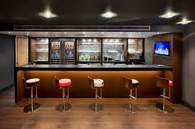 Home Bar Designs  I