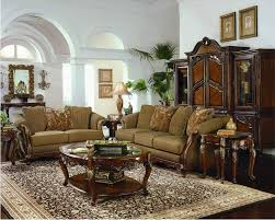 vintage decor clic: antique living room ideas with clic painting scheme innovation