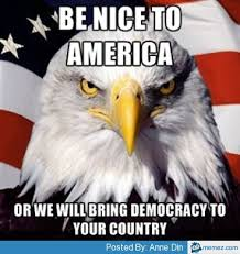 American Pride Eagle | Hilarious pictures with captions via Relatably.com