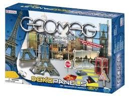 Купить <b>Магнитный конструктор GEOMAG</b> Deko <b>Panels</b> GMG819 ...