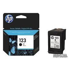 Картридж HP No.123 DJ 2130 Black (F6V17AE). Цена ... - ROZETKA