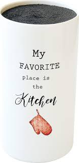 <b>Подставка для ножей</b> Easy Life <b>Kitchen</b> Elements, в подарочной ...