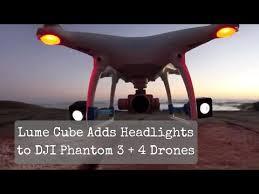 <b>Держатель Lume Cube</b> Mounting Brackets White for DJI Phantom 3 ...