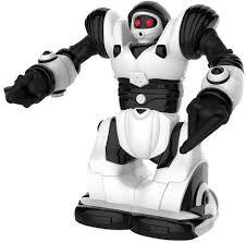 Купить радиоуправляемая игрушка <b>WowWee</b> Мини Робосапиен ...