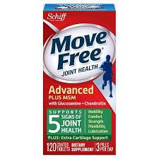 Move Free Advanced <b>Plus MSM</b> Tablets - 120ct : Target