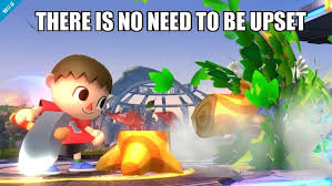 Super Smash Bros: The Villager and Wii Fit Trainer spawn memes ... via Relatably.com