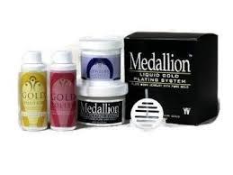 Liquid Gold Plating System, Medallion Gold Plating ... - Amazon.com