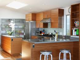 Contemporary Kitchen Cupboards Bamboo Kitchen Cabinets Pictures Ideas Tips From Hgtv Hgtv