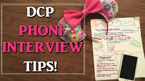 disney college program phone interview tips disney college program phone interview tips