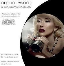 hollywood glamour:  photo