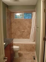 ideas tile shower small bathrooms