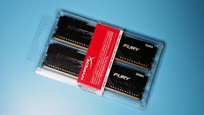 Обзор новой бюджетной оперативной <b>памяти HyperX</b> Fury DDR4 ...