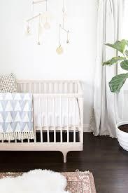 neutral baby bedding blog nursery