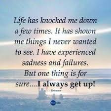 Image result for knocked down but not out quotes snoopy