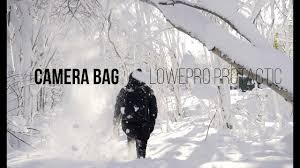 Camera <b>bag Lowepro ProTactic</b> 450AW - YouTube
