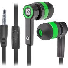 Гарнитура для смартфонов <b>Defender Pulse 420</b> черный + ...