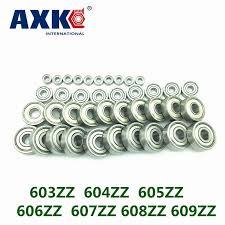 Rolamentos <b>Free Shipping Axk High</b> Quality 10 Pcs 603zz 604zz ...