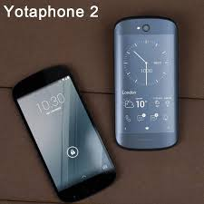 Yota Yotaphone 2 4g Lte Dual Scree Smartphone 5 Hd Screen 4.7 ...