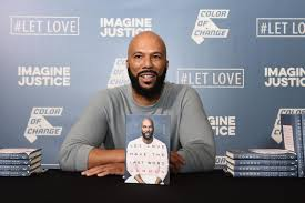 Rapper <b>Common</b> Calls For Open Hearts, Open Minds In '<b>Let</b> Love ...