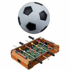 <b>5pcs</b>/<b>set</b> Pack 32mm <b>Plastic</b> Soccer Table Foosball Ball Football ...