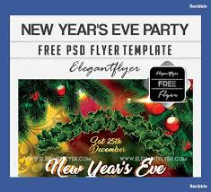 new years eve flyer template teamtractemplate s new years eve party flyer psd template facebook covers im89kaei