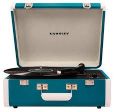 Купить Виниловый <b>проигрыватель Crosley Portfolio</b> CR6252A по ...