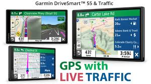 Overview of <b>Garmin</b> DriveSmart <b>55</b> & Traffic (<b>GPS</b> for Car) - YouTube