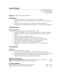 resume kitchen helper sample restaurant resume server sample resume restaurant server kitchen manager resume objective kitchen manager resume template