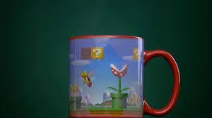 <b>Super Mario</b>™ Heat Change Mug | Paladone - YouTube