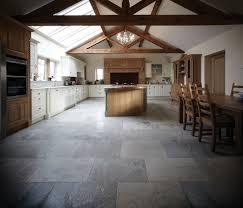 limestone tiles kitchen: new montpellier limestone floor tiles traditional kitchen