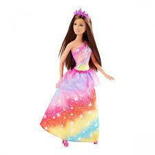 Купить Mattel <b>Barbie</b> DHM52 Барби <b>Кукла</b>-<b>принцесса</b> - цена в ...