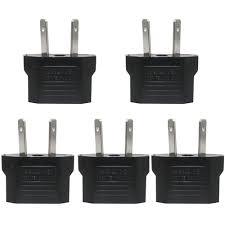 <b>Minismile</b> 5PCS <b>25V</b>-<b>250V 10A Universal</b> EU / US Plug Socket to ...
