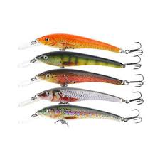 "<b>5pcs</b> 3"" <b>Mini Minnow</b> Fishing Lure Baits Set 3.5g <b>Small</b> Fish Floating ..."
