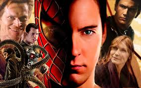 Image result for Spider-man Raimi Trilogy