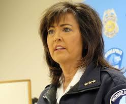 mpls cop gets job back after being fired for violating use of minneapolis police chief janee harteau