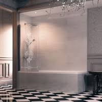 <b>Шторка на ванну Huppe</b> Design Victorian DV1501.092.344 SX ...