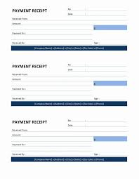 rental receipt word template proof of payment printable of xianning it