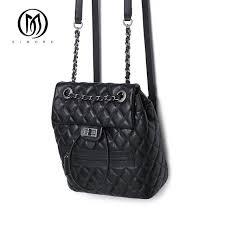 Online Shop <b>EIMORE</b> Designer Backpack Women Genuine Leather ...