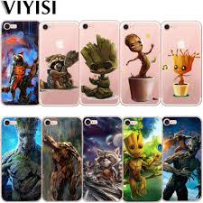 <b>VIYISI</b> Groot For Apple iPhone X Silicona Casos Para IPhone 7 8 6 ...