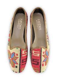 Artemis Design Co. Women's Shoes Sumak Kilim Loafers - Size 39 ...